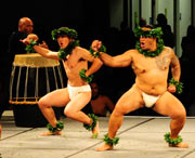 The Men of the Academy of Hawaiian Arts